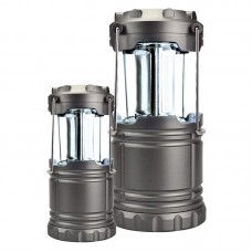 Φακός 3x1W COB LED Foldable lantern