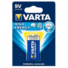 Varta High Energy 9V (1Τμχ.)