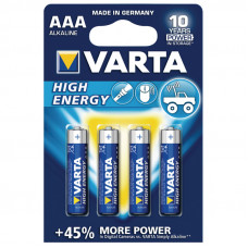 Varta High Energy ΑΑΑ (4Τεμ.)